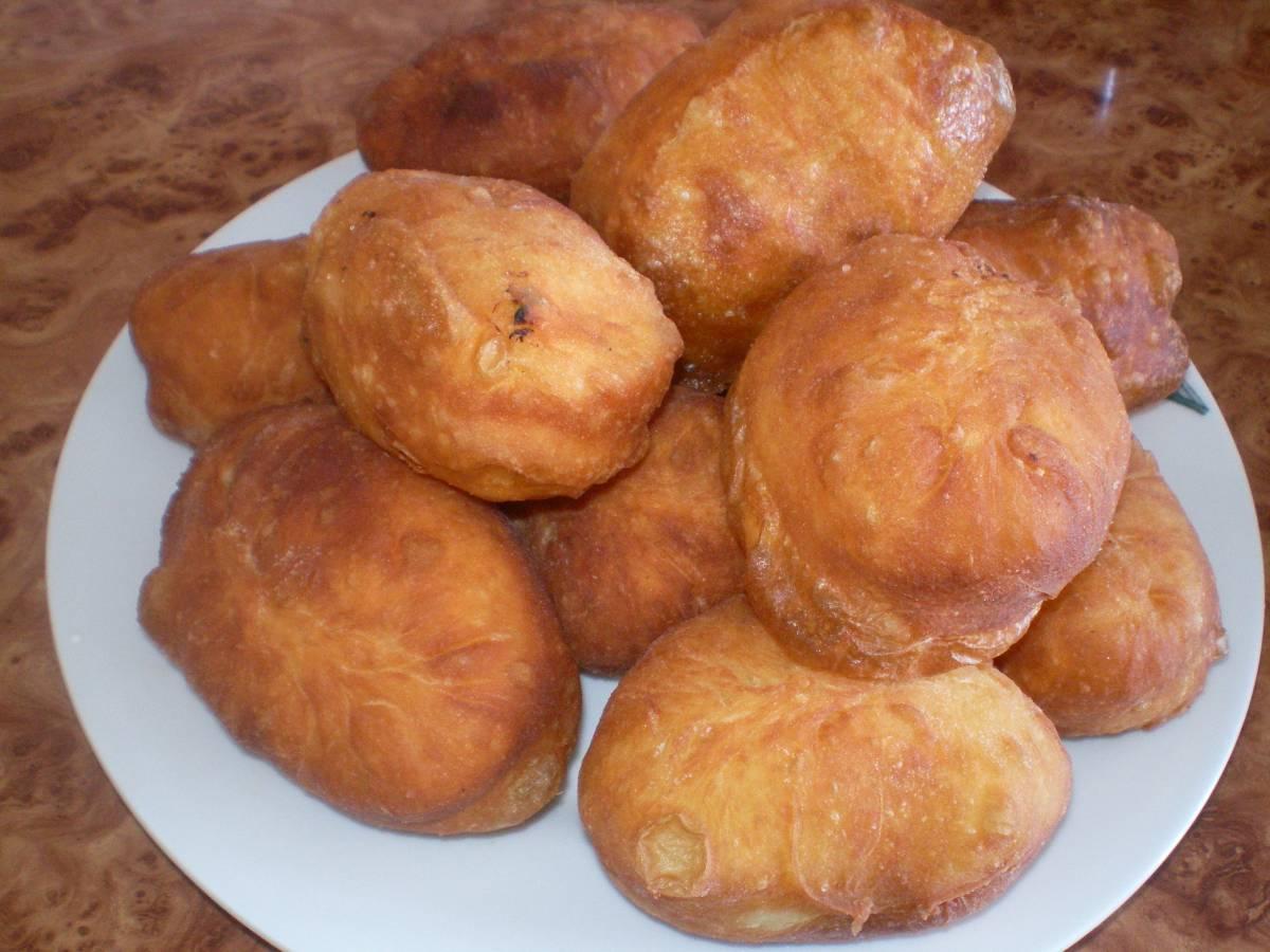 Жареные пирожки с ливером рецепт с фото Волшебная Eда. ру 79